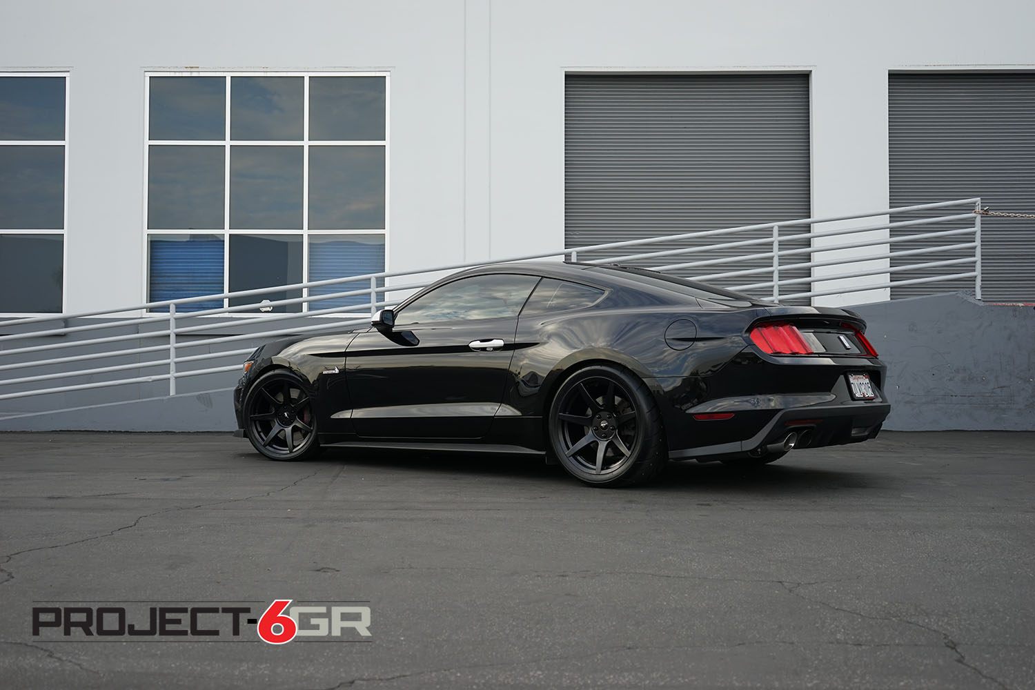 Roush Supercharged S550 Mustang Gt Meets Toyo R888 Tires