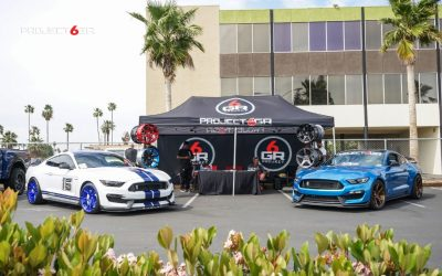 The 33rd Annual Fabulous Fords Forever Car show in Buena Park