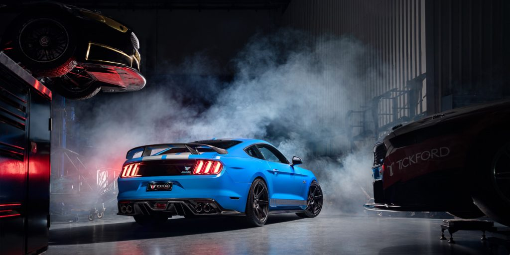 Tickford's Supercharged S550 Mustang GT