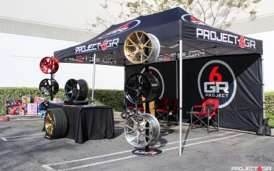 2018 6TH Annual Ford Winter Wonderland Charity event hosted by GTR High Performance