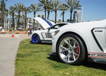 2018 Ponies at the Pike largest Ford Mustang show in Cali