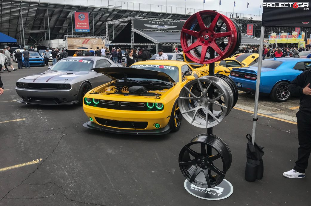 Spring Fest LX 2019 largest Mopar show at the Fairplex in Pomona