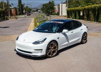 Project 6GR 10-TEN wheels for Tesla Model 3 Performance, SR, SR+, Dual Motor