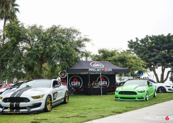 23rd Annual Ponies at the Pike Ford Mustang show in Long beach