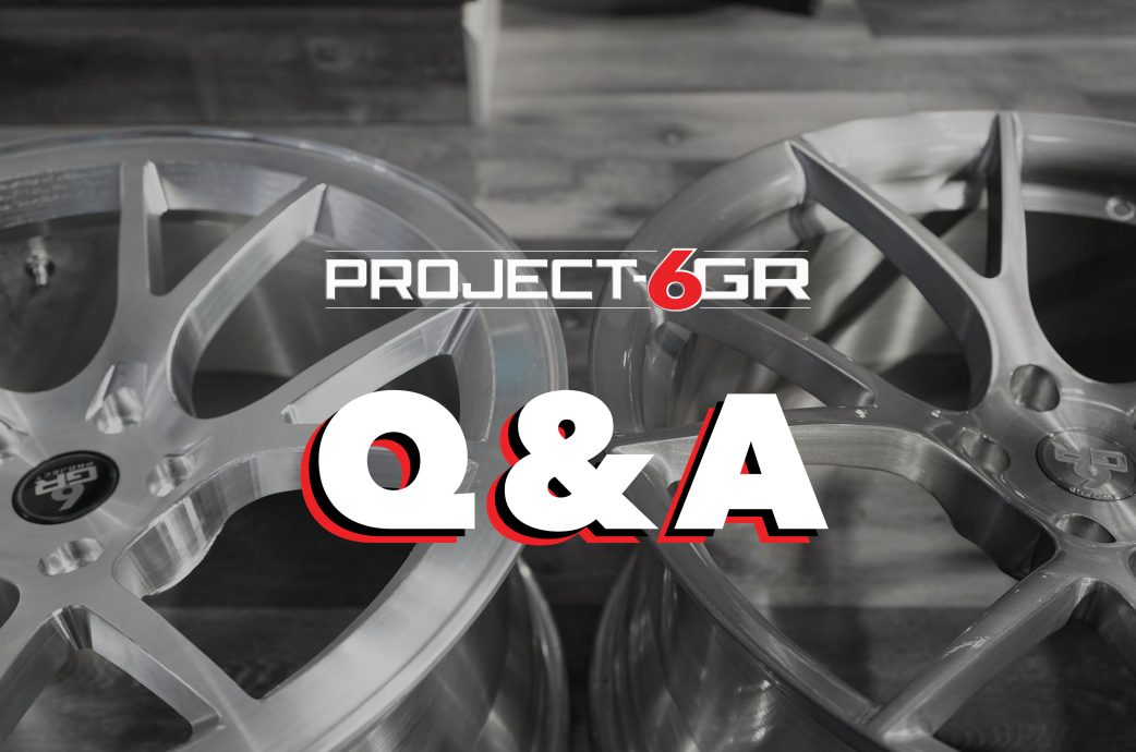 Top 10 Project 6GR wheels Questions and Answers
