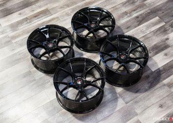 Project 6GR 10-TEN Gloss Black wheels for Chevrolet Camaro ZL1 SS 1LT, Direct Fitment