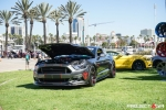 2017 Ponies at the Pike annual event Ford Mustang Show